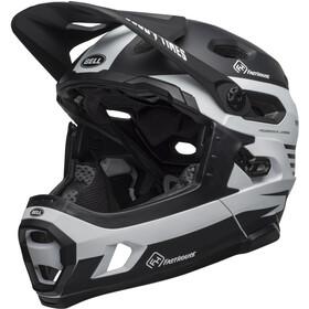 Bell Super DH MIPS casco per bici nero/argento
